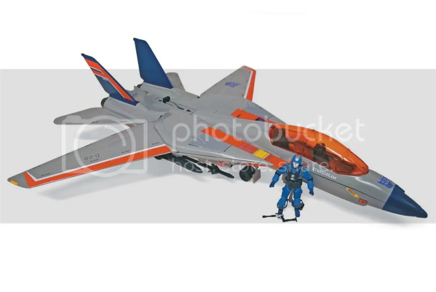 SDCC Starscream
