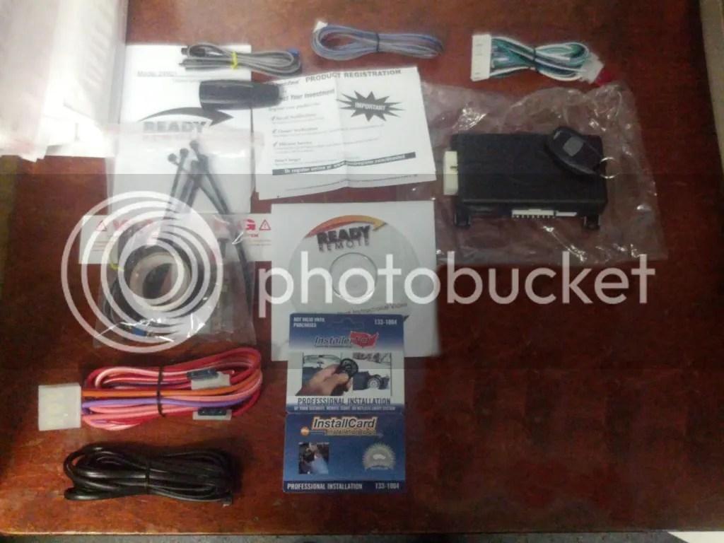 ready remote 24921 wiring diagram grx tvi 24921bw avital 4113 4113lx 1 way starter and keyless