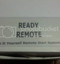 24921bw avital 4113 4113lx 1way remote starter keyless entry system [ 1024 x 768 Pixel ]
