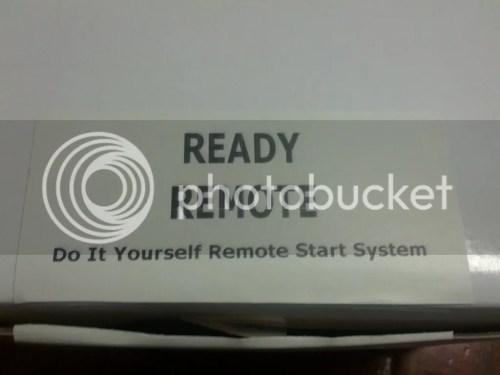 small resolution of 24921bw avital 4113 4113lx 1way remote starter keyless entry system