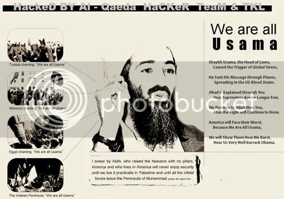 Al-Qaeda Hackers Team