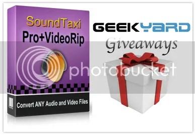 [FREE Giveaways]Free 10 license keys of SoundTaxi Pro VideoRip, [FREE Giveaways]Free 10 license keys of SoundTaxi Pro VideoRip