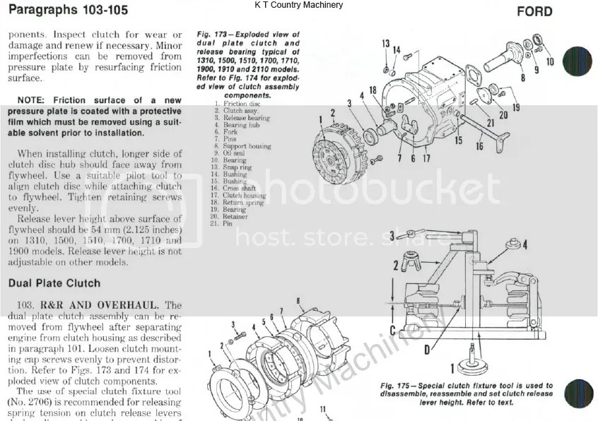 Download free software Ford 1910 Tractor Owners Manual
