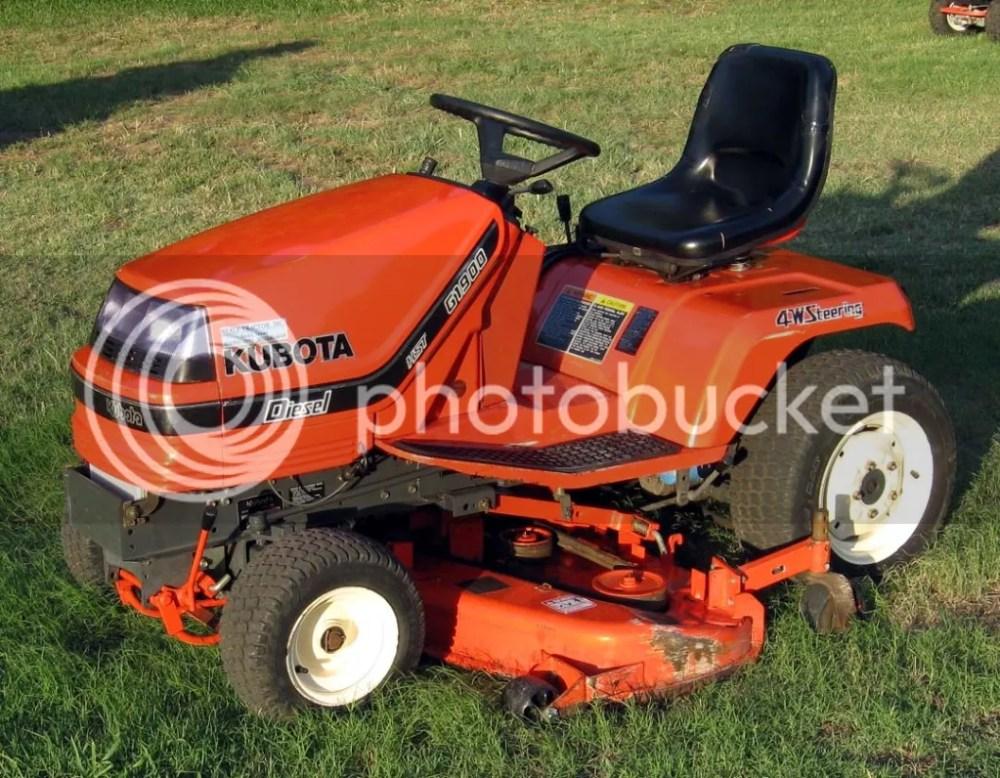 medium resolution of kubota g1900 lawn tractor manual s