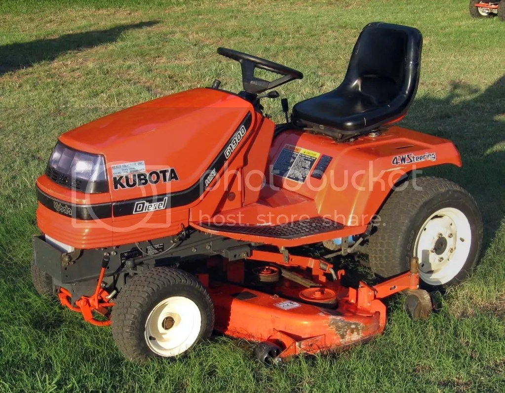 hight resolution of kubota g1900 lawn tractor manual s