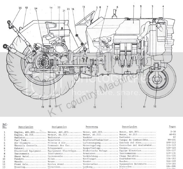 massey ferguson online parts diagram
