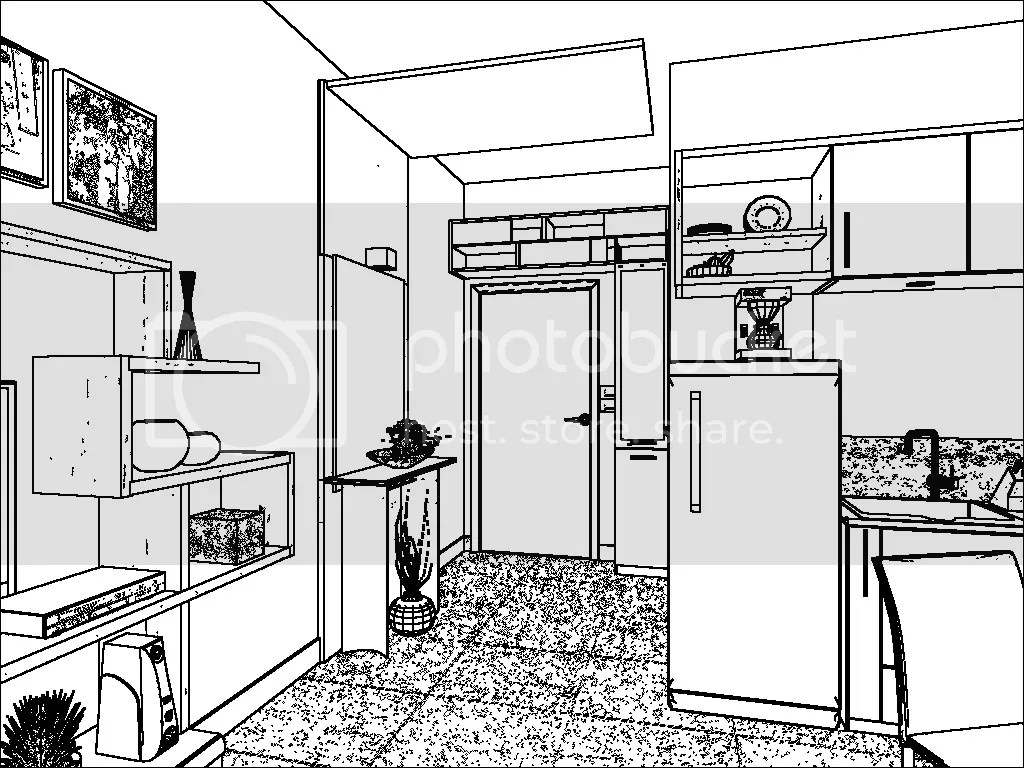 Sketch Dining Amp Kitchen