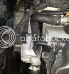 3 4l v6 engine gm cooling system diagram [ 1024 x 768 Pixel ]