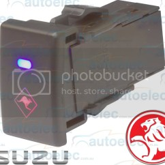 Spotlight Wiring Diagram Holden Colorado Visio Tutorial Isuzu D Max And Lightforce Dash Switch