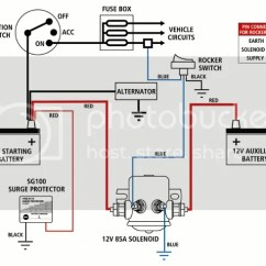Redarc Bcdc1220 Wiring Diagram Free Uml Class Tool Projecta Dual Battery 36 Images Dbs085k Diag System Isolator Kit 4x4 4wd 85 Amp