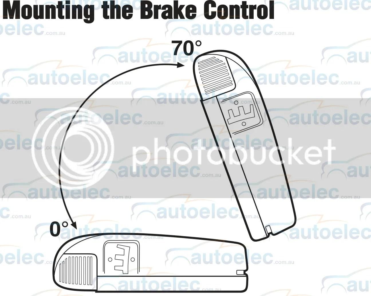 boat trailer wiring diagram with brakes motorhome tekonsha primus iq electric brake controller