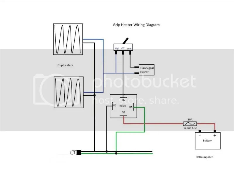 Tusk Winch Wiring Diagram: Tusk winch wiring diagram. Wire