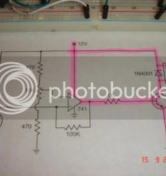 ldr circuit diagram 230v [ 1024 x 768 Pixel ]
