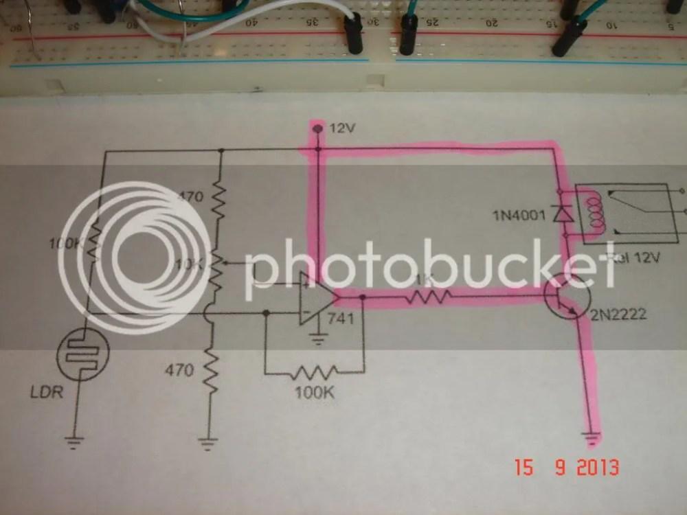 medium resolution of ldr circuit diagram 230v