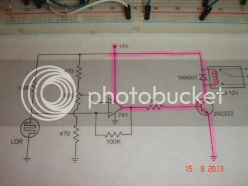 small resolution of ldr circuit diagram 230v
