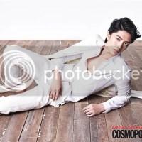 Lee Min Ki for Cosmopolitan [March.2013]