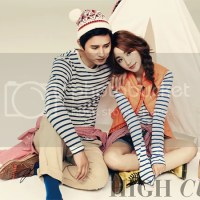 UPDATED: A Gentleman's Dignity Couple Kim Min Jong and Yoon Jin Yi for High Cut [August.2012 no.83]