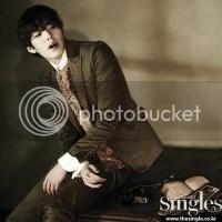 Kim Woo Bin for Singles [March.2013]