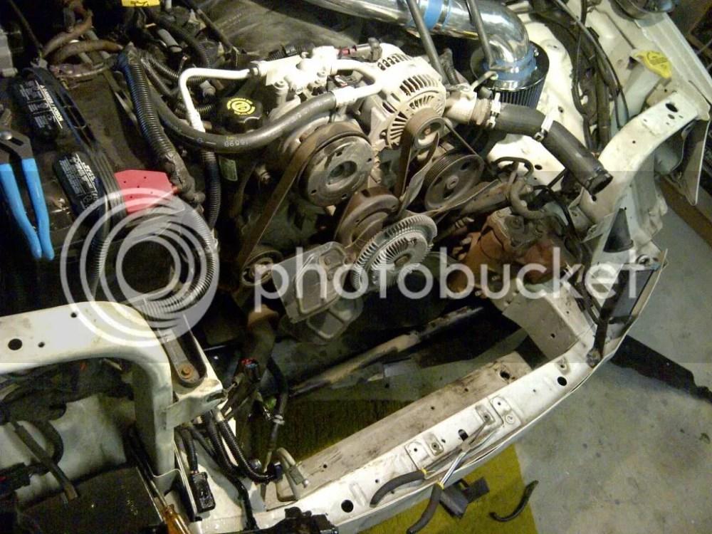 medium resolution of how to diy radiator removal installation on 2000 wj grand cherokee 4 7l v8 jeepforum com