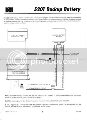 ('98'00) How to install an aftermarket AlarmKeyless