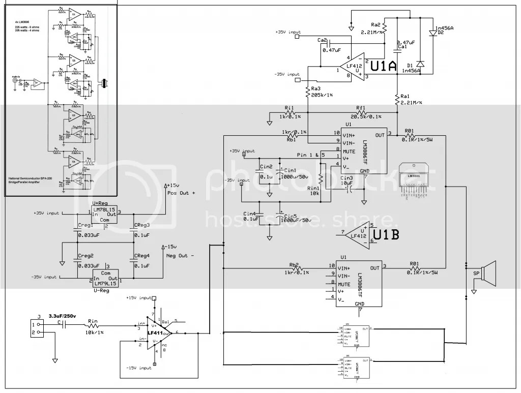 Bpa200 Lm Tf Detailed Diagram