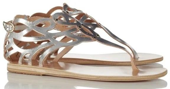 Ancient Green Sandals Medea - The P-Ho Diaries