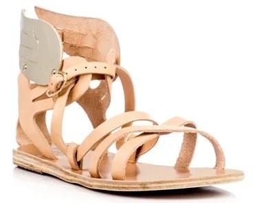 Ancient Greek Sandals Nephele - The P-Ho Diaries