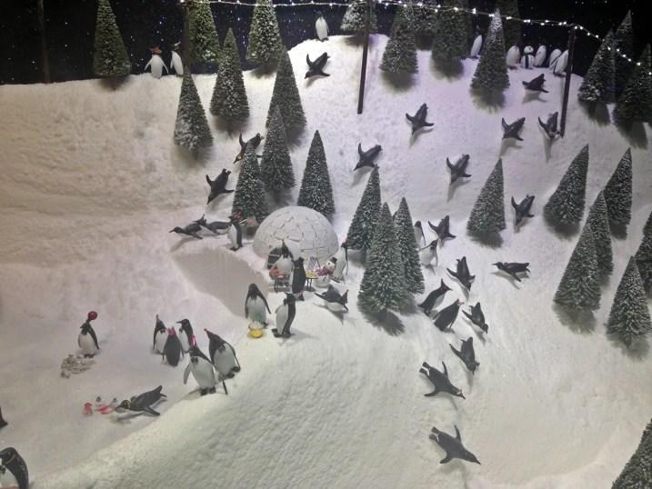 Selfridges Christmas Window 2013