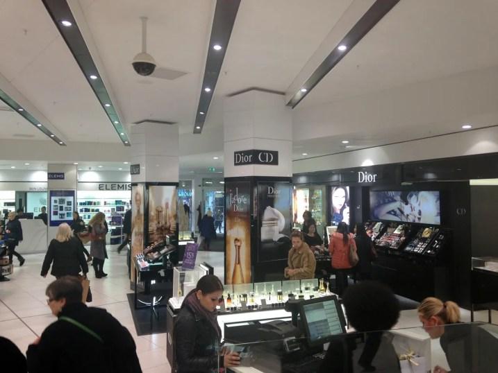 Debenhams Oxford Street Store