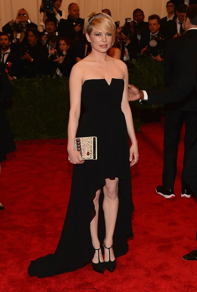 Michelle Williams Met Ball