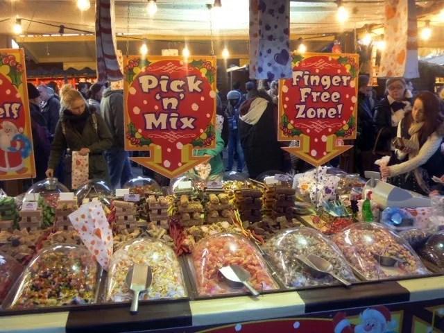 pick n mix christmas market