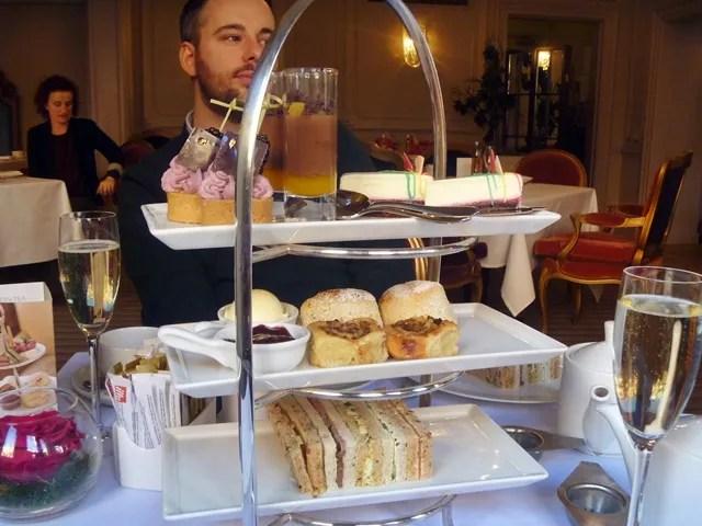afternoon tea cadogan hotel