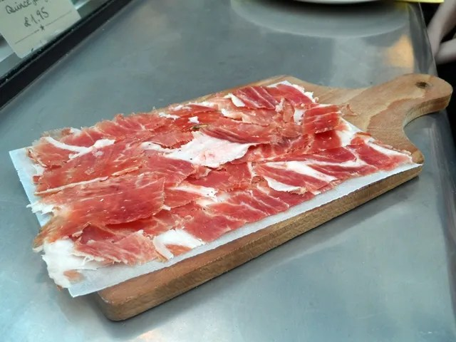 Iberico Ham - The P-Ho Diaries