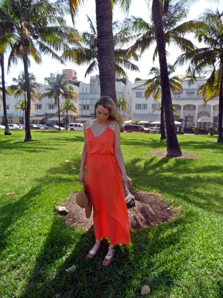 Topshop Maxi Dress - The P-Ho Diaries