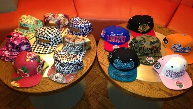 Zephyr Snapbacks Hats - The P-Ho Diaries