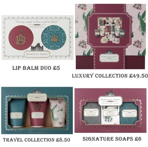 M&S Downtown Abbey Collection