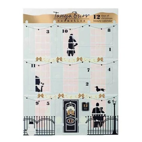 Tanya Burr advent calendar 2016