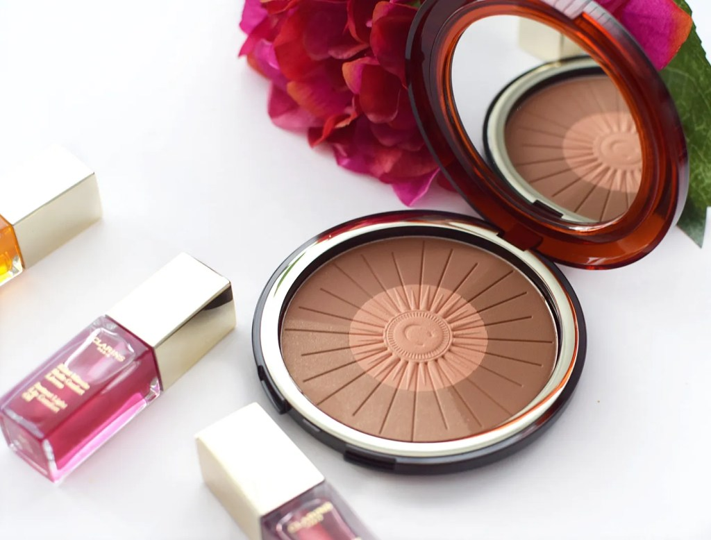 Clarins Bronzing & Blush Compact Summer 2016 Review