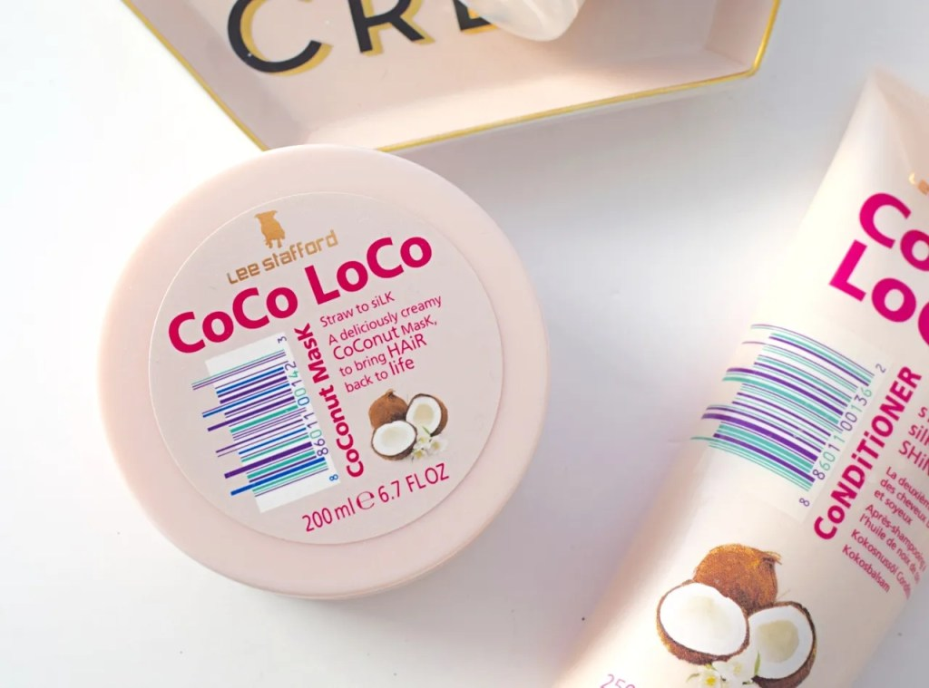 Lee Stafford Coco Loco Mask Review