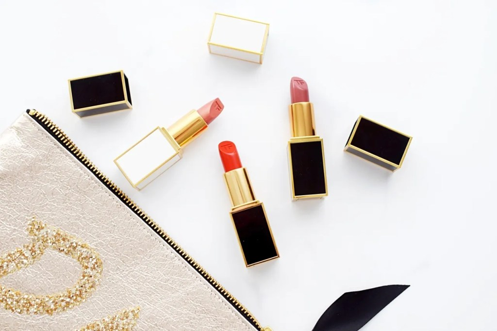 Tom Ford beauty lipsticks