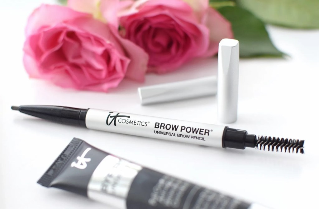 IT Cosmetics Universal Brow Power Pencil Review - UK Launch QVC