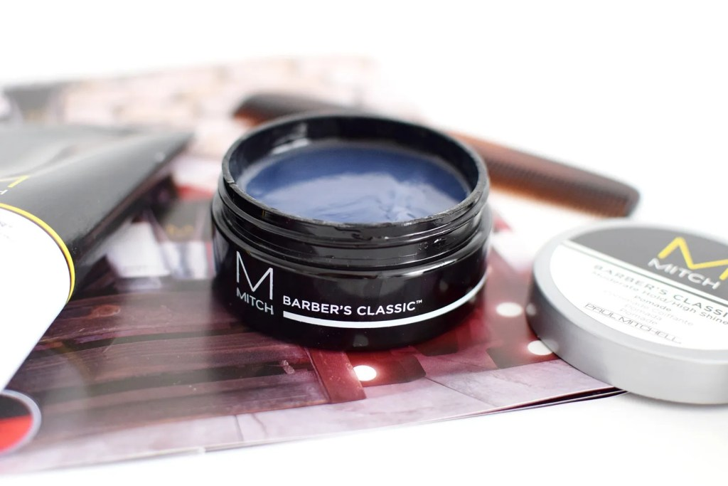 MITCH Barbers Classic Paul Mitchell Mens Hair Review