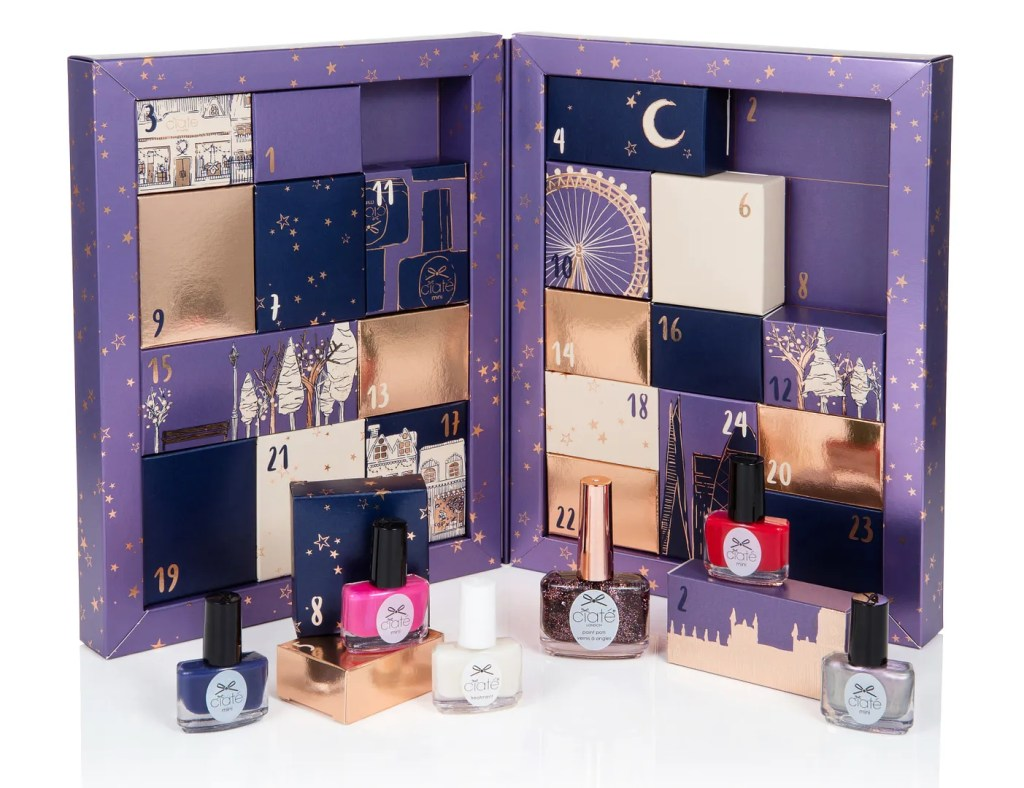 Ciate Mini Mani advent calendar 2016