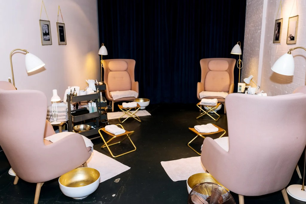 Dryby London Pedicure The LDN Diaries
