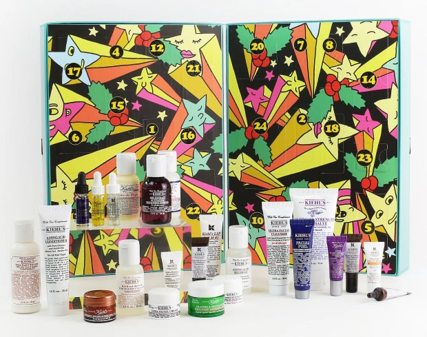 Kiehls Advent calendar 2016