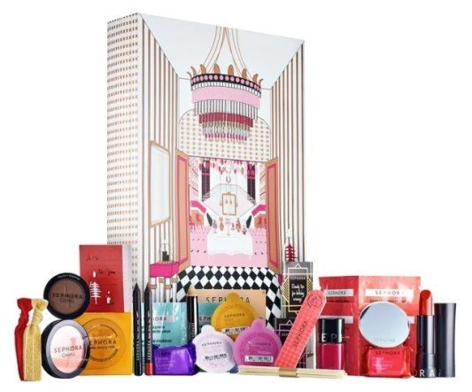 Sephora advent calendar 2016