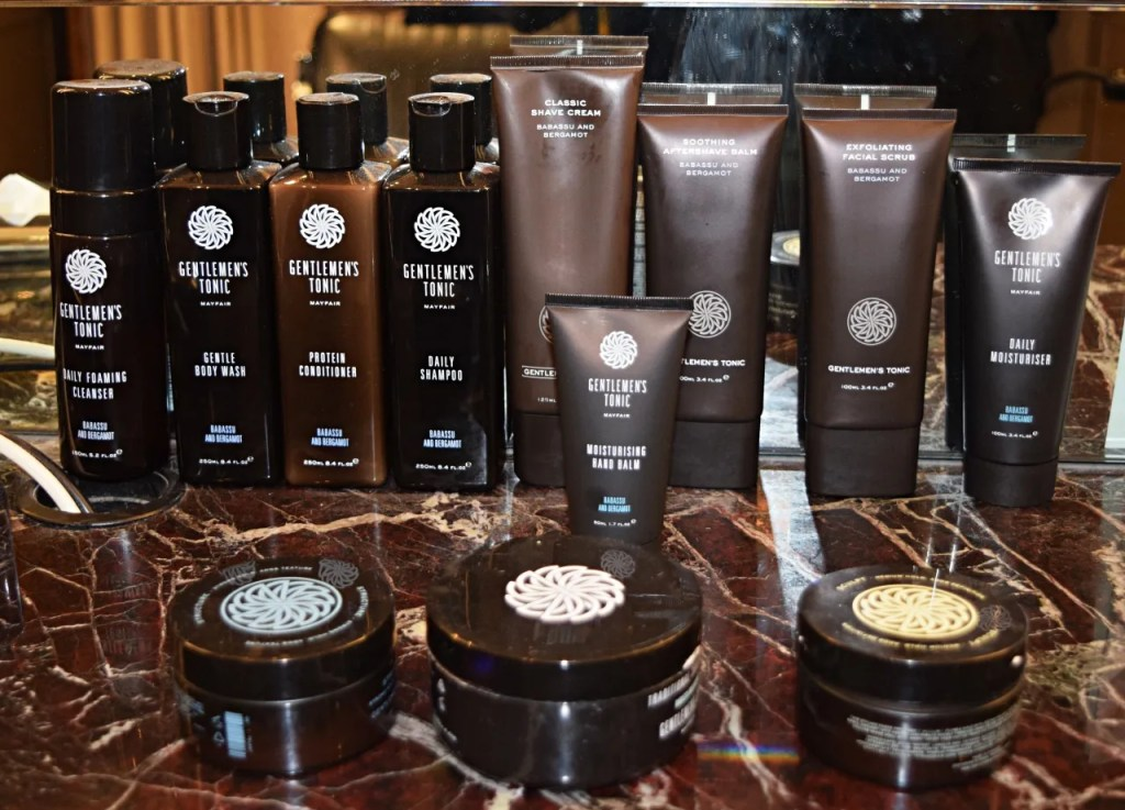 Gentlemen's Tonic Products