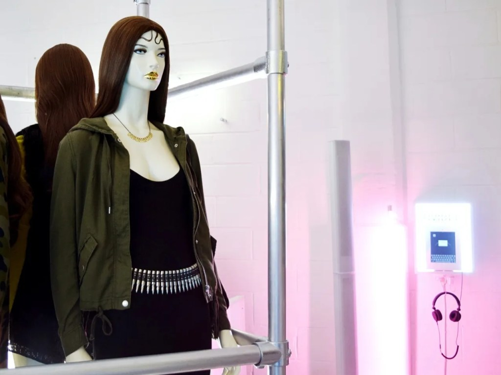 H&M Pop Up at Truman Brewery London