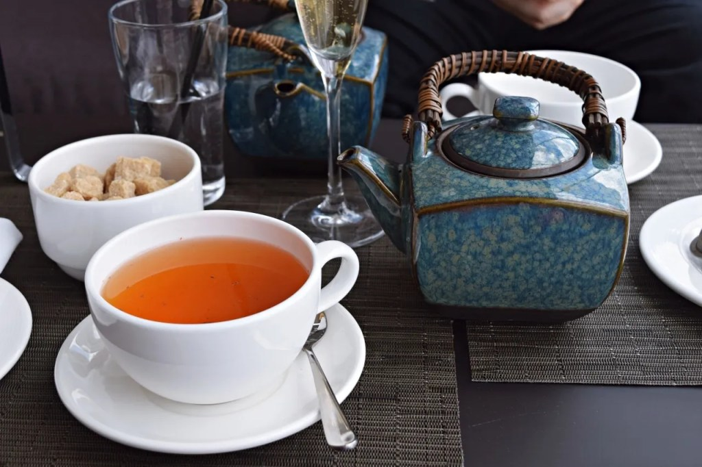 Hilton London Wembley Afternoon Tea