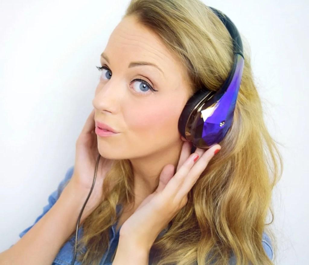 Monster Diamond Tears On Ear Headphone Review